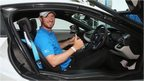 VIDEO: Wood wins car with hole-in-one at PGA