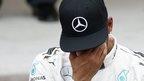 Mercedes apologise to Hamilton