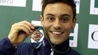 Daley secures bronze at World Series