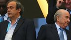 Fifa tarnished if Blatter re-elected