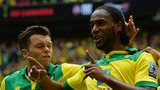 Cameron Jerome scores for Norwich