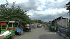 Indonesian village