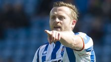 Kilmarnock midfielder Sammy Clingan
