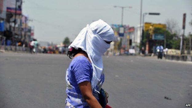 India heatwave toll nears 800