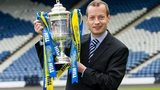 Scottish Cup final referee Willie Collum