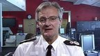 Chief Constable Dave Crompton of S Yorks Police
