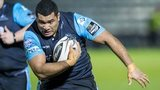 Glasgow Warriors prop Jerry Yanuyanutawa