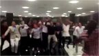 VIDEO: Liverpool players chant Toure song