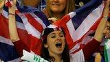 Davis Cup fans