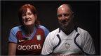 VIDEO: Aston Villa fans sing 'Glory, Glory'