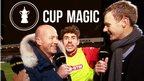 VIDEO: Fun, madness & magic of the FA Cup