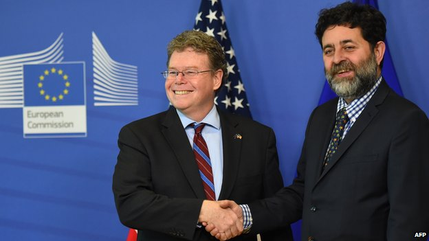 TTIP: MEPs in new EU-US trade controversy over courts