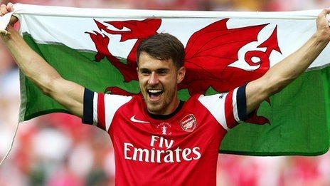 Aaron Ramsey, Arsenal