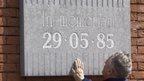 Heysel memorial
