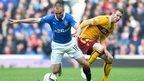 VIDEO: Highlights - Rangers 1-3 Motherwell