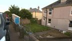 Girl, 4, 'was stabbed by father'