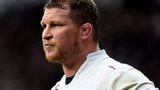 England and Northampton hooker Dylan Hartley