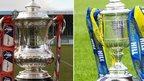 England & Scotland set for cup drama