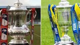 FA Cup and Scottish Cup