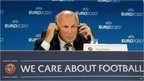 VIDEO: Blatter 'not the man to change Fifa'