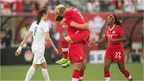 VIDEO: England beaten by Canada in warm up