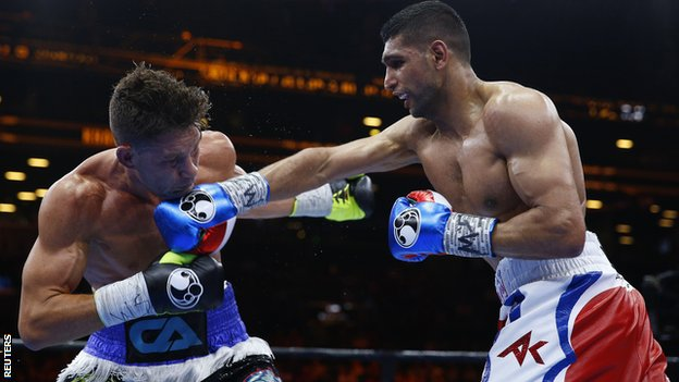BBC Sport - Boxing schedule & results 2015