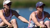 Vicky Thornley and Katherine Grainger