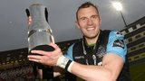 Glasgow captain Al Kellock