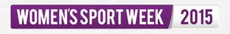 Women's Sport Week logo