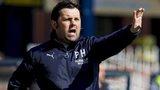 Dundee boss Paul Hartley