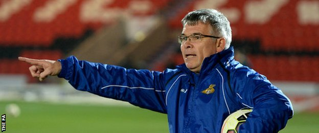 Doncaster manager Glen Harris