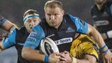 Euan Murray in action for Glasgow Warriors