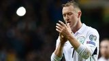 Aiden McGeady at Celtic Park
