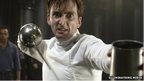 David Tennant as Hamlet in BBC Two production, 2009