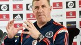 Scotland assistant Mark McGhee