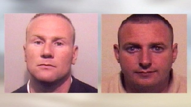 Magill s murder were found guilty of a contract killing in 2003
