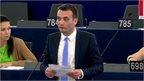 MEPs debate