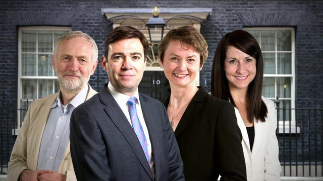 Labour Leadership Candidate Statements