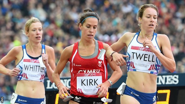 Steph Twell came a disappointing 14th in the women's 5,000m at Glasgow 2014 | Sports Therapy News Surrey