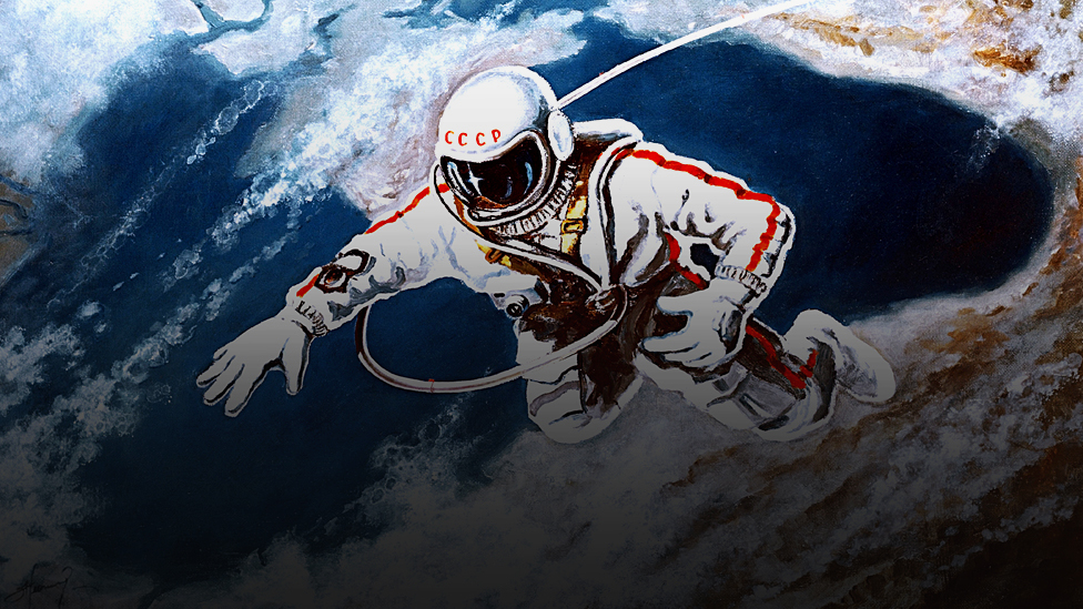 The First Spacewalk: Moments from disaster - BBC News