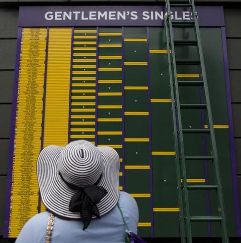 Order Play Wimbledon - image 8