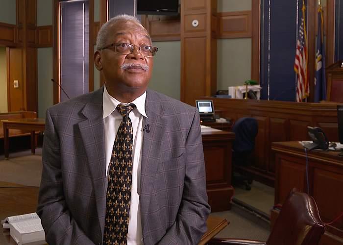 Judge Calvin Johnson