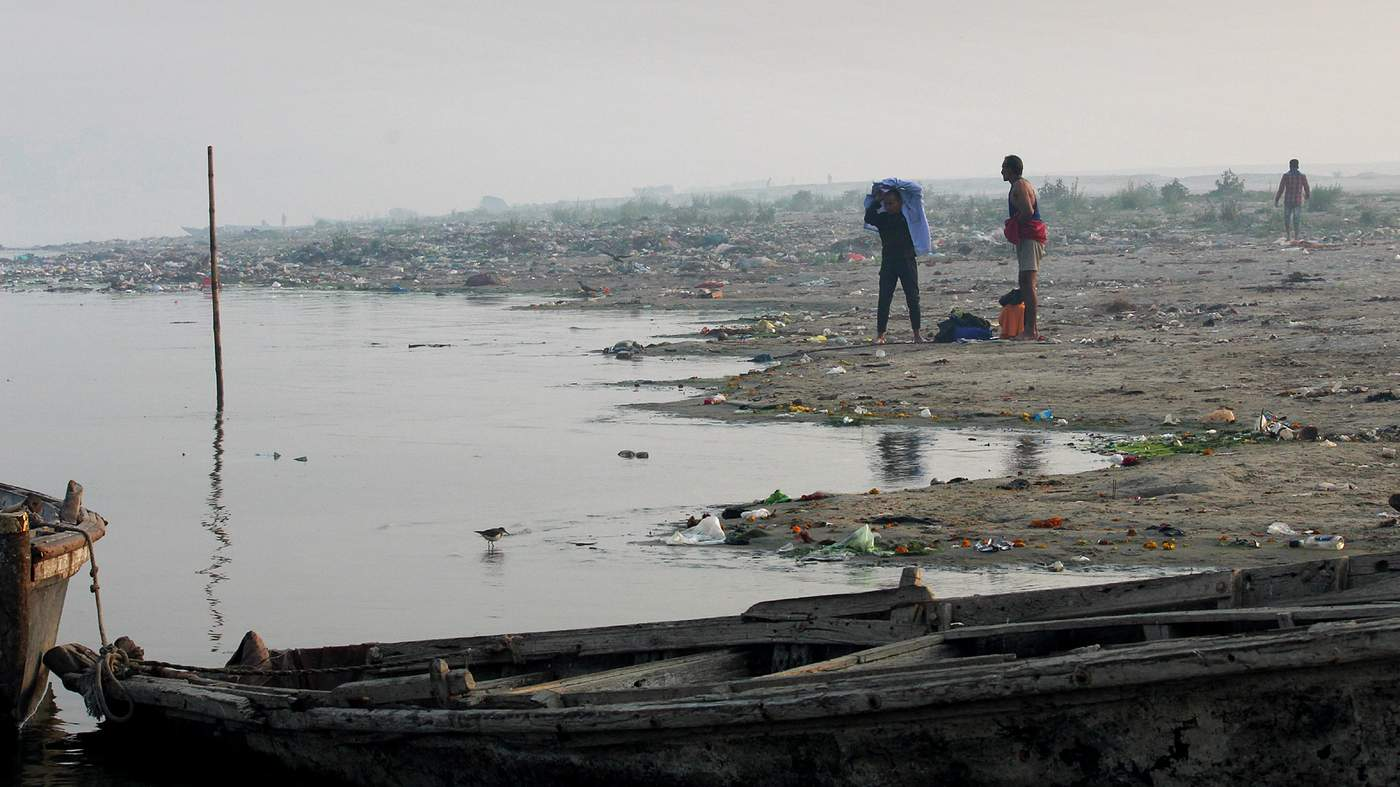 Ganga river pollution pictures Varanasi: Morning Rituals on the Ganges River Traveling