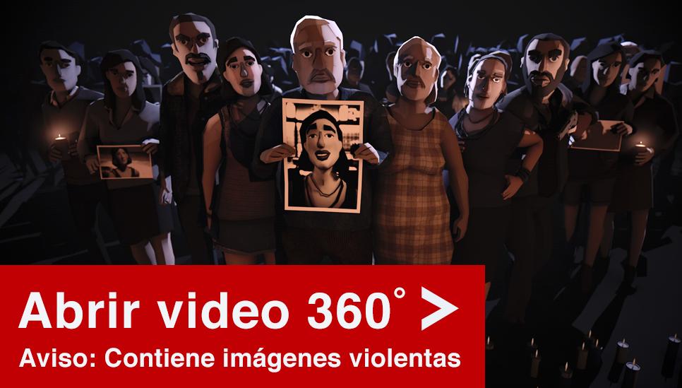 VIDEO EN 360 GRADOS: Cómo es ser traficada como esclava sexual en México
