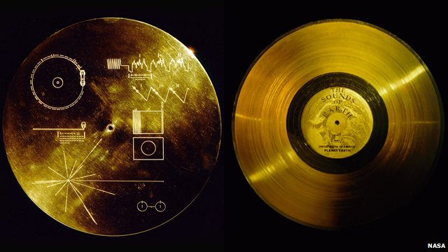 The gold disc