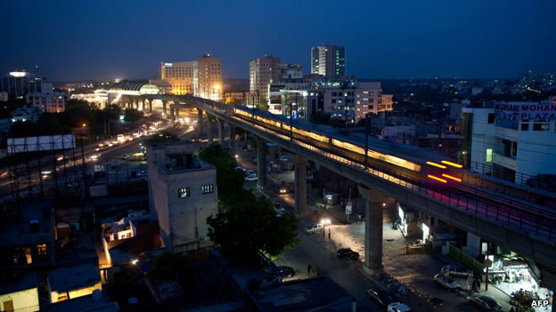 Gurgaon Metro MG Road