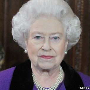 Queen Elizabeth II VI