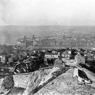 Marseille in the early 20th Century