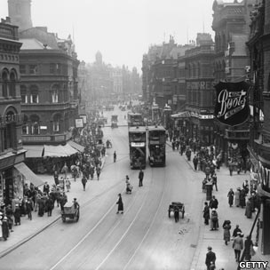 Leeds in the early 20th Century