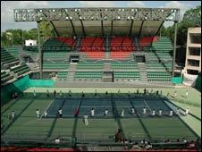 RK Khanna Tennis Complex